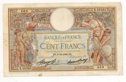 100 Francs - 23-2-1936 - Merson - - 100 F 1908-1939 ''Luc Olivier Merson''