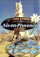 """Encart 1er Jour De 2005 """" AIX-EN-PROVENCE"""" N° YT 3777. Voir Les 2 Scans. - Documenten Van De Post"""