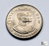 Thailand - 1 Baht - 1966 - Tailandia