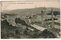CPA Moyenmoutier, Vue Générale, Vosges (pk35518) - Andere Gemeenten
