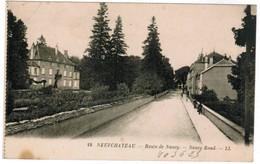 CPA Neufchateau, Route De Nancy (pk35520) - Neufchateau