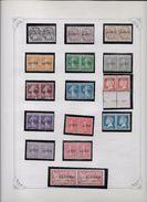 Algérie - Collection Vendue Page Par Page - B/TB - Algérie (1924-1962)