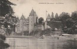CPA - Dép. 56. JOSSELIN (Morbihan) - Le Château. Photo Hamon, Ploërmel - Josselin