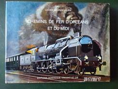 Chemins De Fer D'Orléans Et Du Midi - Ferrovie