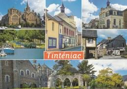 CPM - Couleurs De Bretagne. - Tinténiac - Multivue. Ed. D'Art Jack. N° 9-1126 - Autres Communes