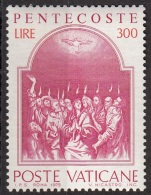 "581 Vaticano 1975 "" Pentecoste "" Quadro Dipinto Da El Greco Manierismo Paintings Nuovo MNH Tableaux - Quadri"