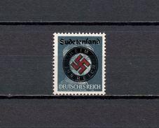 Sudetenland Postfrisch - Sudetenland