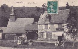 CPA - 76 - EPINAY - épicerie Parey - RARE !!!!! - Autres Communes