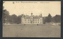 CPA - WINGHE SAINT GEORGES - Château De CLEERBEEK - Kasteel - Nels N°25    // - Tielt-Winge