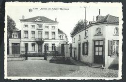 CPA - LENS - Château Du Notaire Thevissen  // - Lens