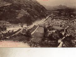 FOIX 479  TOUTE D ESPANE - Foix