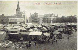 EECLOO - Le Marché - De Markt - Eeklo
