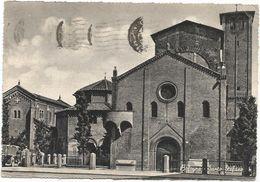 Z4695 Bologna - Chiesa Di Santo Stefano - La Facciata / Viaggiata 1958 - Bologna