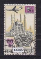 """Cecoslovacchia 1967: Francobollo Usato Da 1 Kr. Della Serie """"Propaganda All'Esposizione Filatelica Interrn.Praga '68"""". - Tschechoslowakei/CSSR"""