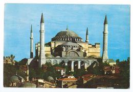 Istanbul St. Sophia Museum Musée De Ste Sophie - Turquie