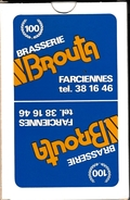 227.  BRASSERIE BROUTA   FARCIENNES - 32 Kaarten