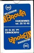 227.  BRASSERIE BROUTA   FARCIENNES - 32 Cards