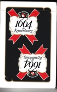 227.  KRONENBOURG 1664 - 32 Cards