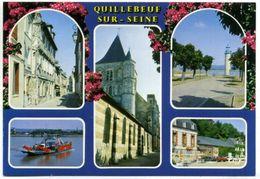 27 QUILLEBEUF-sur-SEINE ++ Multivues ++ - Andere Gemeenten