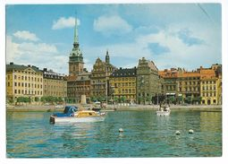 Stockholm Garnia Stan Kornhamnstorg 1983 - Suède