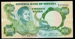 Nigeria-003 - 20 Naira - - Nigeria