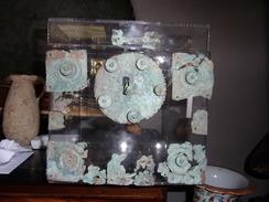 Coffret Bronze Epoque Romaine Recompose - Arqueología