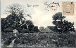 AFRIQUE --  GUINEE -- Bissau - Environ - Equatorial Guinea