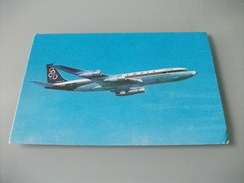 AEREO IN VOLO OLYMPIC AIRWAYS BOEING 707 320 - 1946-....: Moderne