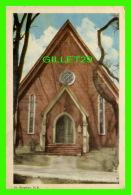 ST STEPHEN, NB - TRINITY CHURCH -  PECO - - Nouveau-Brunswick