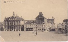 Roeselare Roulers S/w Strassen Ak Ca 1910 - Roeselare