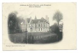 35 - Château Du BOIS-FEVRIER, Près FOUGERES - CPA - Non Classés