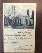 AK  TURKEY  SMYRNE   SMYRNA   GRAND  MOSQUEE 1899. - Turquie