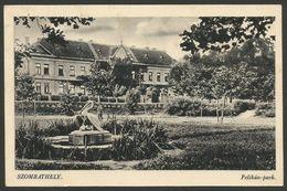 Hungary-----Szombathely-----old Postcard - Hungary