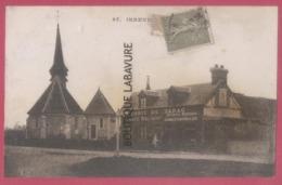 27 - IRREVILLE---Débit De Tabac--Epicerie--Café--Billard - Francia