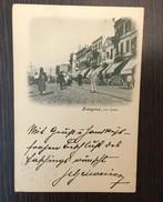 AK  TURKEY   SMYRNE    LES QUAIS  1900. - Turquie
