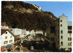 FURSTENTUM LIECHTENSTEIN : RESIDENZ VADUZ MIT SCHLOSS - Liechtenstein