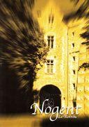 """Encart 1er Jour De 2001 """" NOGENT-LE-ROTROU """" N° YT 3386. Voir Les 2 Scans. - Documents Of Postal Services"""