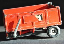 Remorque  Métal Massey Fergusson MF200 1973 - Voitures, Camions, Bus