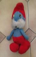 Peluche 30 Cm Schtroumfs De 1980 . - Cuddly Toys