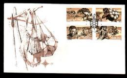 SWA, 1978, Mint F.D.C.Nr. 23, Bushman, F3270 - South West Africa (1923-1990)
