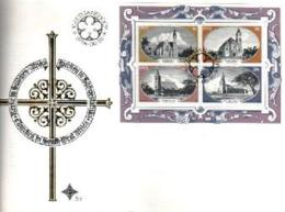 SWA, 1978, Mint F.D.C.Nr. S2, Churches, F3278 - South West Africa (1923-1990)
