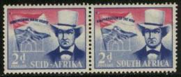 SOUTH AFRICA UNION, 1955, Mint Never Hinged Stamps, Pietermaritzburg, 255-256,  Loose Stamps, #24 - South Africa (...-1961)
