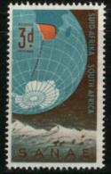 SOUTH AFRICA UNION, 1959, Mint Never Hinged Stamp(s), Antarctic, 267,   , #2462 - South Africa (...-1961)
