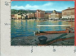 CARTOLINA VG ITALIA - TRIESTE - Bacino San Giorgio - 10 X 15 - ANN. 1963 - Trieste