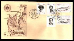 SWA,  1983, Mint FDC, Luderitz, MI Nr. 40,  F4112 - South West Africa (1923-1990)
