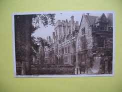 CPA,   St-John's Collège, Oxford  1954 - Oxford