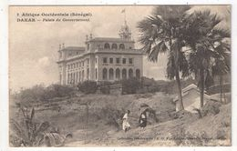 DAKAR - Palais Du Gouvernement - Fortier 2 - Sénégal