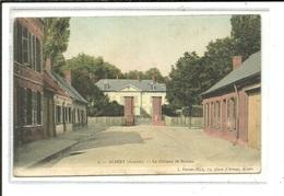 Albert Château Boulan ( Carte Couleur ) - Albert