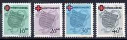 ALLEMAGNE - WURTEMBERG - YT N° 38 à 41 - Neufs ** - MNH - Cote: 200,00 € - Zone Française