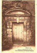 CPA N°9152 - CHATEAU D' APREMONT SUR VIE - PORTE RENAISSANCE DE L' ANCIENNE CHAPELLE - Andere Gemeenten